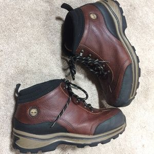Timberland Leather Hiking Boots